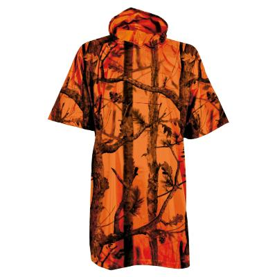 Poncho ghost camo forest fluo - Percussion